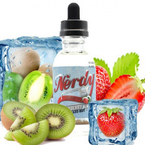 KIWI STRAWBERRY CHILLED OUT - NERDY EJUICE