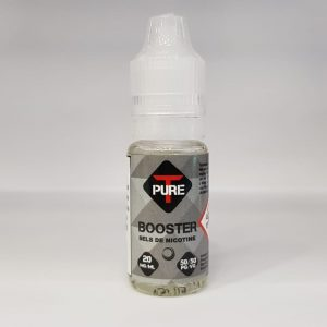 BOOSTER SELS DE NICOTINE PURE T