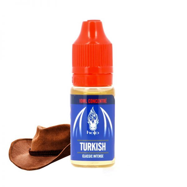 TURKISH TOBACCO CONCENTRÉ - HALO